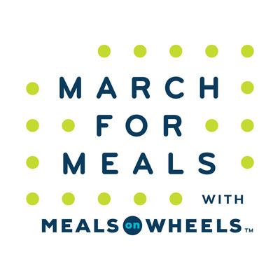 March for Meals is a nationwide month-long celebration of Meals on Wheels and the millions of seniors who rely on the nutritious meals, friendly visits and safety checks to remain independent at home.