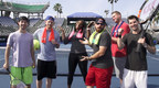 MISSION Co-Founder and Tennis Champion Serena Williams Takes on Dude Perfect for First-Ever Tennis Trick Shot Video to Kick off MISSION's National Heat Safety Awareness Week