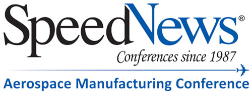 Penton's SpeedNews Presents Second Annual Global Aerospace Manufacturing Conference, April 1-2, 2014 in ...