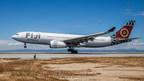 Fiji Airways Inaugural Flight Lands at SFO