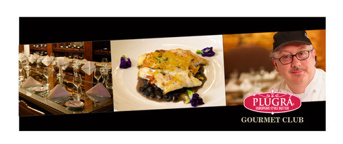 Plugra Launches the Plugra Gourmet Club