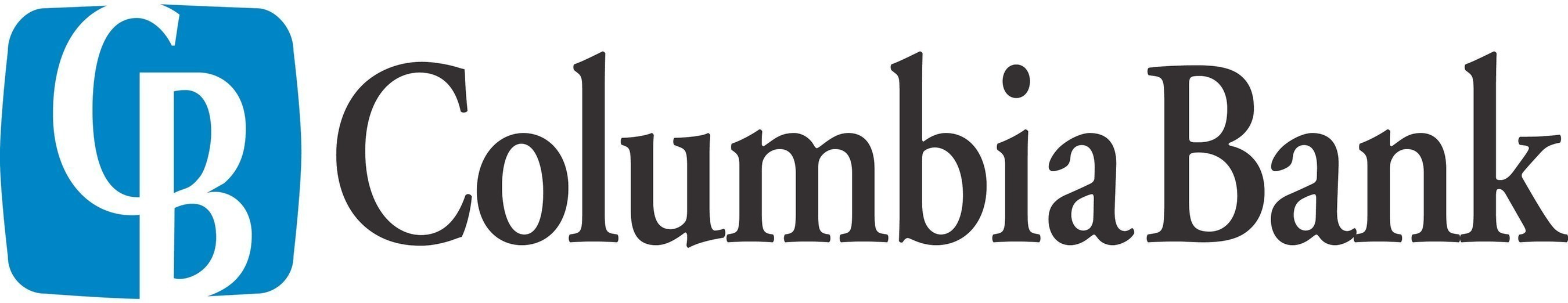 Columbia Bank logo.