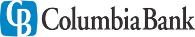 Columbia Bank logo.