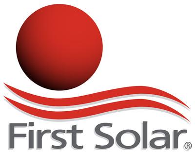 First Solar logo.  (PRNewsFoto/Sempra Generation)