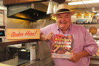 Mr. Dickey celebrates guests in Germantown with $1 sandwiches and 100 autographed cookbooks.