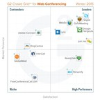 G2 Crowd announces Winter 2015 rankings of the best web conferencing tools, based on user reviews