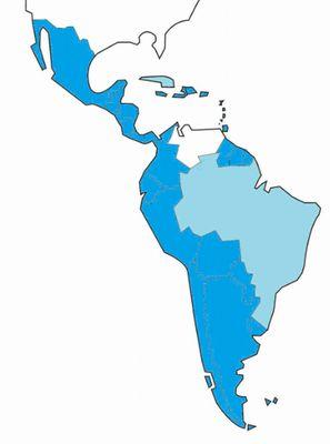 Deezer Diponible Dans 35 Pays D'amerique Latine
