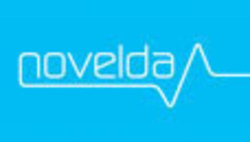 Novelda logo.  (PRNewsFoto/Novelda AS)