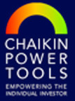 Chaikin Power Tools logo.  (PRNewsFoto/Chaikin Analytics LLC)