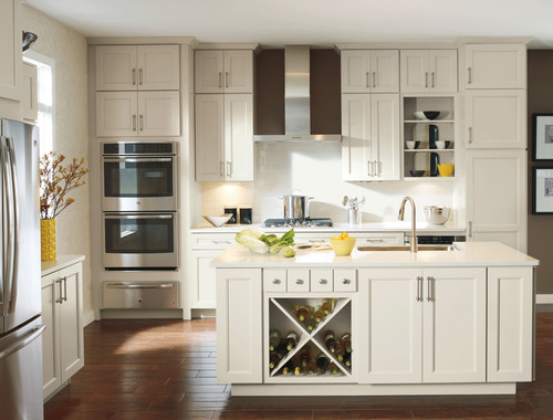largest kitchen cabinet manufacturers masterbrand cabinets makes fashionable splash with chic 22497