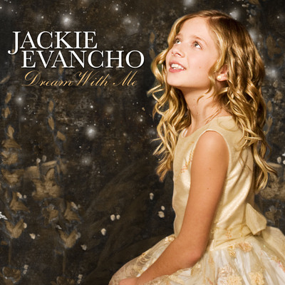 """Jackie Evancho's Debut Album, """"Dream With Me,"""" Available Everywhere Tuesday, June 14 from SYCO/Columbia Records.  (PRNewsFoto/SYCO/Columbia Records)"""