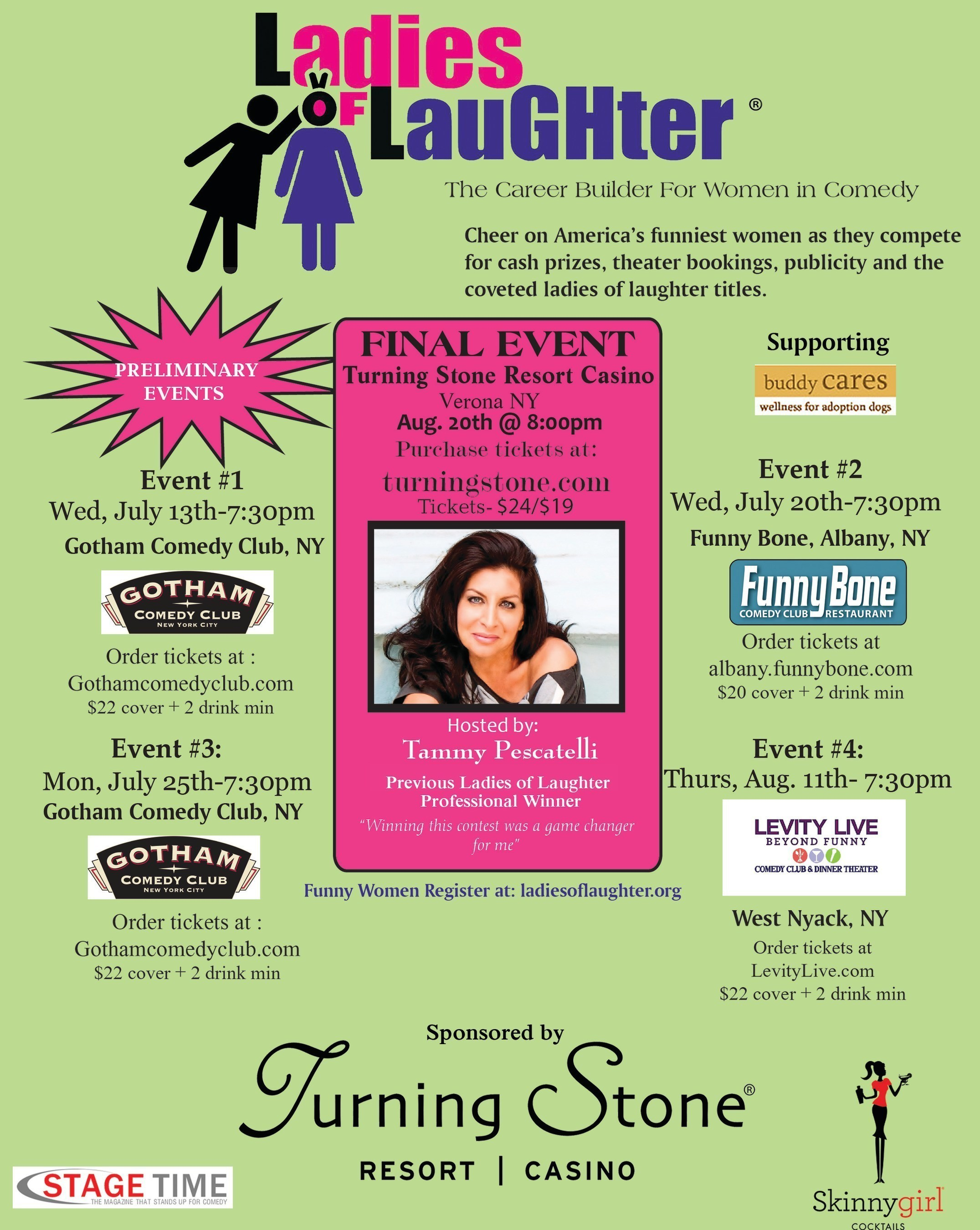 Ladies of Laughter Contest is a Beacon for Funny Women