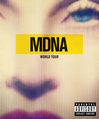 MDNA World Tour.  (PRNewsFoto/Interscope Records)