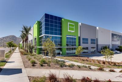 Goodman Logistics Center Fontana, CA.