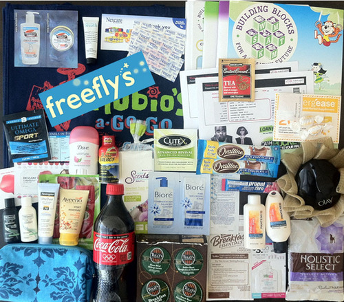Better Than Extreme Couponing: Free Product Samples