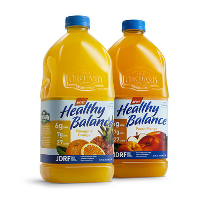 Old Orchard Brands introduces new tropically-inspired varieties to Healthy Balance line