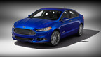 Ford Fusion Hybrid Electric/Fusion Energi.  (PRNewsFoto/Panasonic)