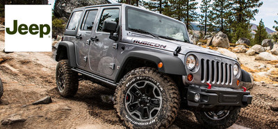 The 2014 Jeep Wrangler carries a banner of authentic 4x4 performance. (PRNewsFoto/Stettler Dodge & RV)