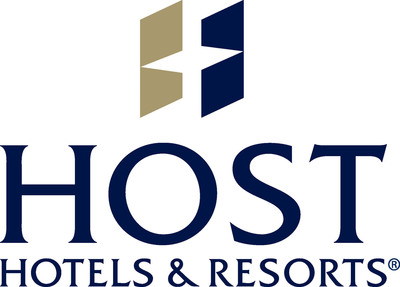 Host Hotels & Resorts, Inc. logo. (PRNewsFoto/Host Hotels & Resorts, Inc.)