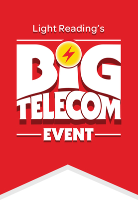 Telecom Giants to Share Insights on Next-Gen Communications Networks at Light Reading's Big Telecom Event in June. (PRNewsFoto/Light Reading) (PRNewsFoto/Light Reading)