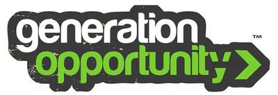 Generation Opportunity Logo.  (PRNewsFoto/Generation Opportunity)