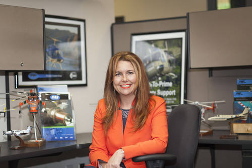 Precision Aviation Group has named Adrienne Robinson VP Business Development to oversee new business ...