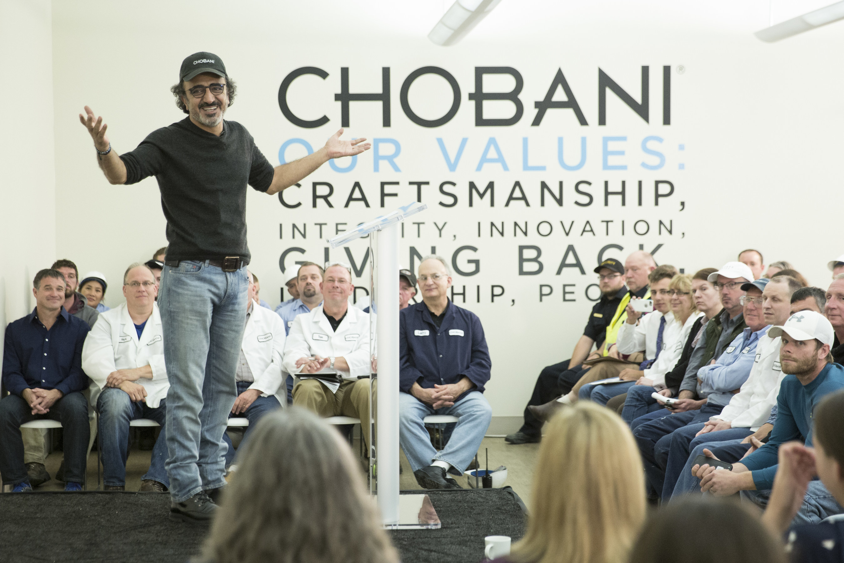 Chobani Receives Great Place to Work(R) Certification and Announces New Paid Parental Leave Policy Across the U.S.