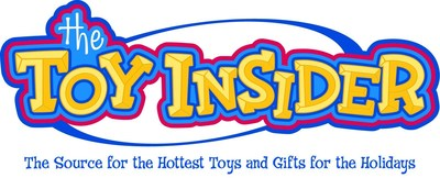 The Toy Insider announces Hot Lists for Holiday 2014 (PRNewsFoto/The Toy Insider)