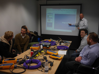 Redstone Upgrades Entire Fleet of Testers with Fluke Networks' New Versiv Copper, Fiber and Network Certification Solution