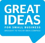 Small business owners and entrepreneurs can submit their business ideas to compete for a $15,000 grand prize and $5,000 runner-up prize in BBVA Compass' Great Ideas for Small Business contest.