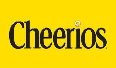 Cheerios logo.  (PRNewsFoto/Cheerios)