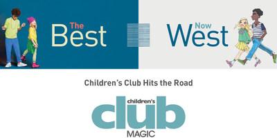 Children's Club Expands To Las Vegas