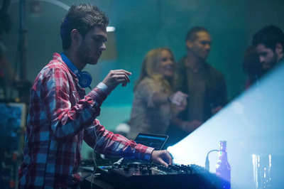 Bud Light Platinum Goes EDM, Partners With Zedd For Grammy TV Spot #MakeItPlatinum.  (PRNewsFoto/Bud Light Platinum)