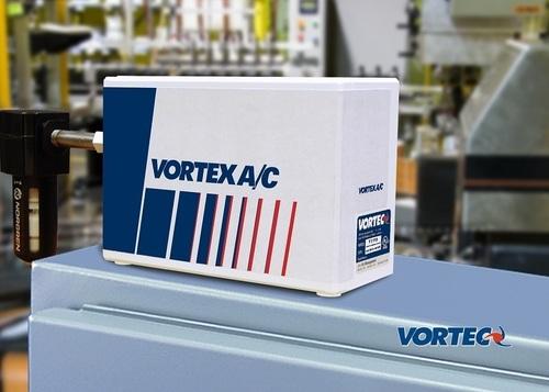 Dual Stage Vortex AC Enclosure Cooler.  (PRNewsFoto/ITW Vortec)