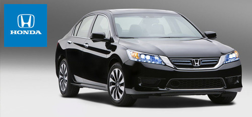 2014 Honda Accord in Florence, SC.  (PRNewsFoto/Cale Yarborough Honda)