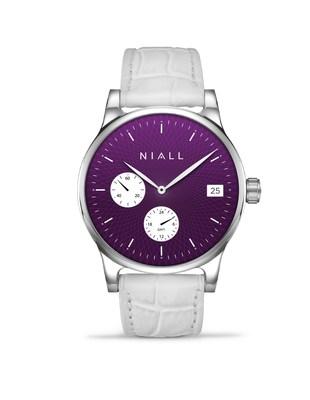 Niall's new Moon Drop watch.