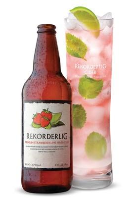 Swedish Hard Cider, Rekorderlig Partners with Total Beverage Solution to Expand Current U.S. Market Presence