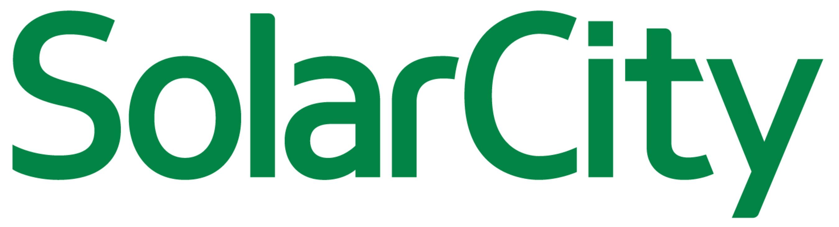 SolarCity logo. (PRNewsFoto/SolarCity)
