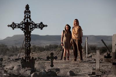 Maisie Williams and Svetlana Metkina. (PRNewsFoto/Bold Films) (PRNewsFoto/BOLD FILMS)