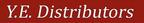 Y.E. Distributors, Inc. Logo.  (PRNewsFoto/Y.E. Distributors, Inc.)