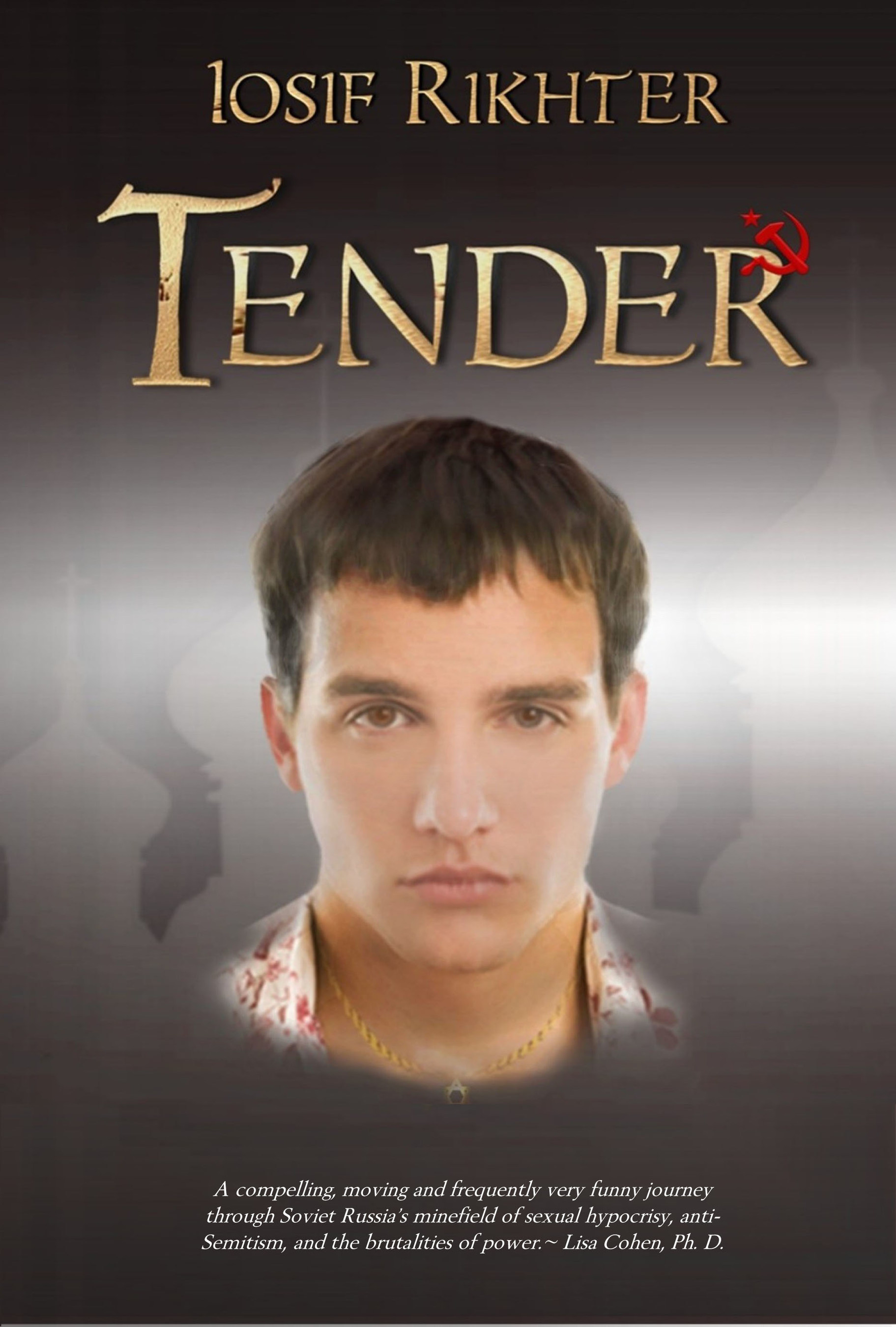TENDER by Iosif Rikhter cover (PRNewsFoto/Iosif Rikhter)