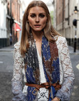Fashion Icon Olivia Palermo Joins Cotton's 24 Hour Runway Show (PRNewsFoto/Cotton Incorporated)
