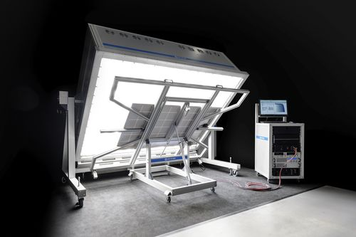 Eternal Sun - Solar Simulator (PRNewsFoto/Eternal Sun)