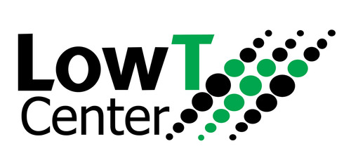 Low T Center Logo.  (PRNewsFoto/Low T Center)