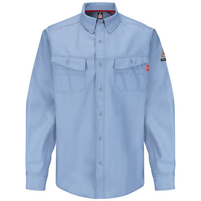 New IQ Endurance flame-resistant work shirt by Bulwark will premiere at ASSE Safety 2016 Professional Development Conference and Expo in Atlanta.