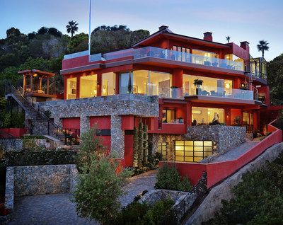 Contemporary Home Now Offered for Sale on Catalina Island