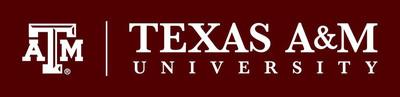 Texas A&M University Logo.  (PRNewsFoto/Texas A&M University)