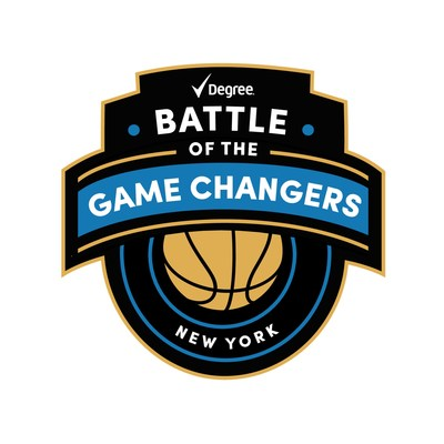 All-Star starters Stephen Curry and John Wall will go shot-for-shot in the 'Degree(R) Battle of the Game Changers' on Saturday February 14.