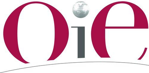 World Organisation for Animal Health (OIE) Logo (PRNewsFoto/OIE)