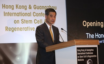 The Hon. CY Leung, The Chief Executive of HKSAR remarks that Hong Kong is a super-connector to foster collaborations between Hong Kong scientists and their counterparts in Mainland and the rest of the world providing a perfect platform for stem cell technologies development. In addition, the Chief Executive also mentions that HKSTP is an important contributor to the development of biomedical sector in Hong Kong via its Incu-Bio Programme.